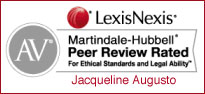 Jacqueline Augusto Martindale Review